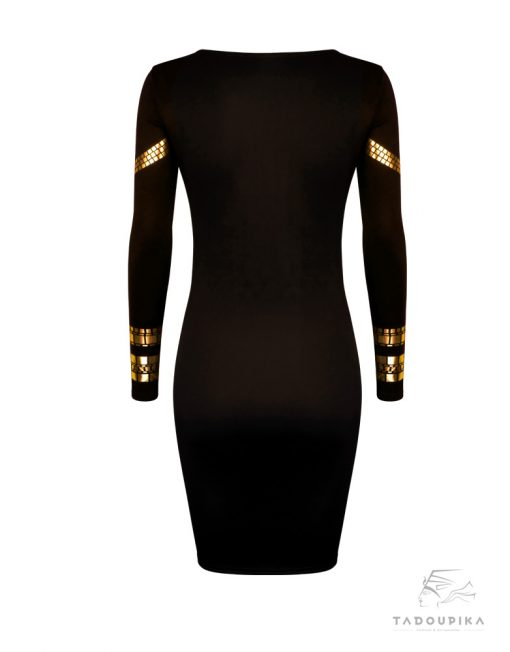 robe kim noire arriere