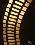 robe kim noire detail