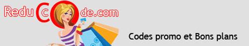 reduc codes promo bons plans