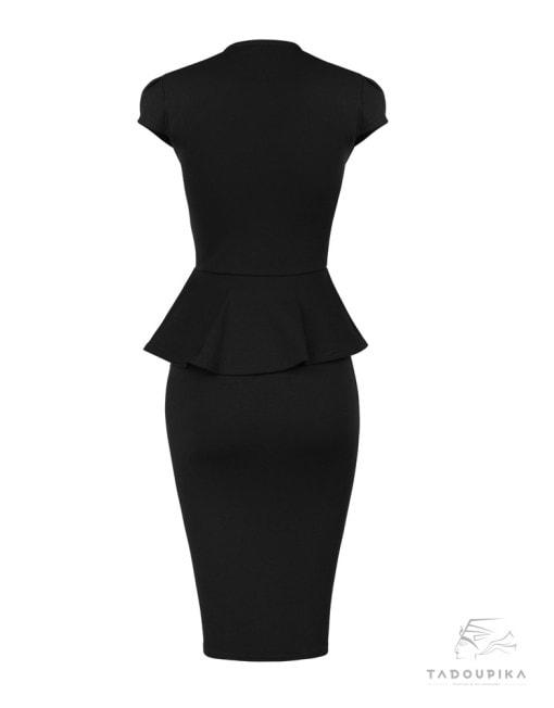 robe-kelly-noire-dos-510x652-min