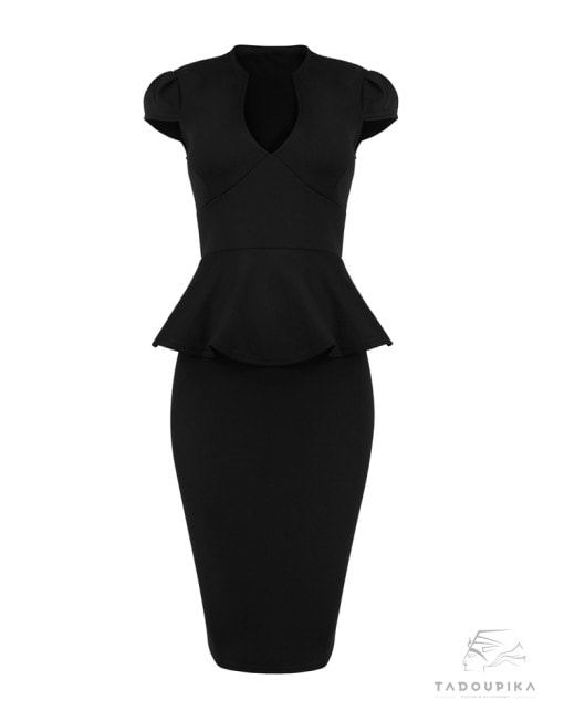 robe-kelly-noire-face-510x652-min