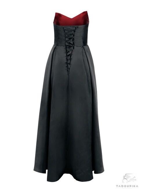 1 robe-bi-color-bustier-dress-luxe-france-french-design-robe-de-luxe-pas-cher-grande-taille-robe-wedding-planner-robe-demoiselle-d-honneur-france-italie-espa dos