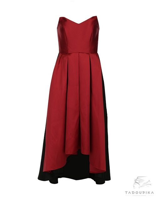 robe bi color
