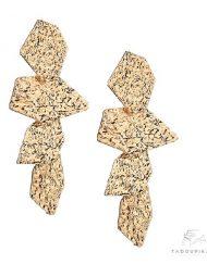boucles-doreilles-gold-or-metal-geométrique-luxe-bijou-cadeau-orginal-long-tadoupika-min