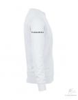 12 Sweat blanc petit logo noir manches droite ou gauche selon logo manches tadoupika