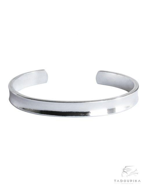 bracelet argent 925 jonc bangle silver bijoux cadeau femme love france tadoupika