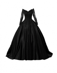 evening_dress_black_satin