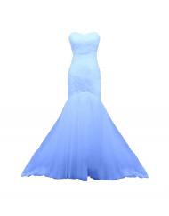 robe_bustier_beige_tulle_weave_croise_trumpet_mermaid_sur_mesure_mode_curvy_plus_size_blue_bleu_sur_mesure_glamour demoiselle d honneur bridesmaid dress_mariage tadoupika